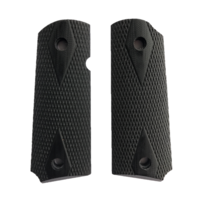 M1911 Compact/Officer Black G10 Grips