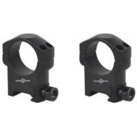 VECTOR OPTICS 30 / 25.4mm HIGH 4 BOLT Leupold Style Mount - Authorised Aust. Retailer