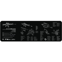 VECTOR OPTICS AR-15 Carbine Long Rubber Bench Work Mat