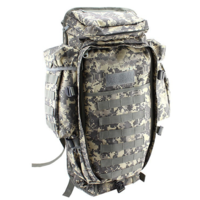 Hunting & Tactical FULL GEAR Digital Camo Rifle Combo Backpack